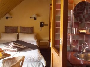 Chambre 1 Hotel Serre Chevalier