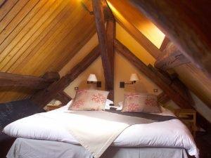 Chambre 2 Hotel Serre Chevalier