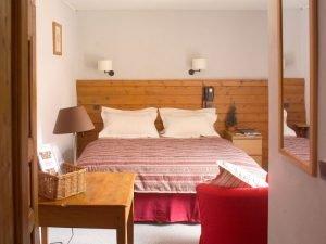 Chambre 4 Hotel Serre Chevalier