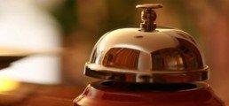Sonnette Service de l'hotel de charme Serre Chevalier