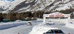 Piste de glace du Circuit Andros