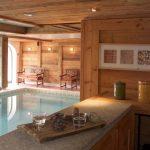 Piscine intérieur de votre hotel spa à Serre Chevalier