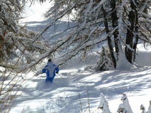 Ski hors piste pour vos activités d'hiver à Serre Chevalier