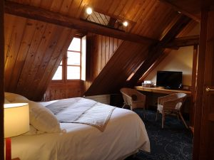 chambre supérieure Alliey & Spa