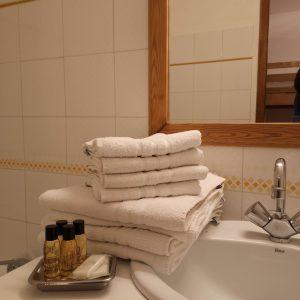 Salle de bain location Pré des Ors & Spa Piscine