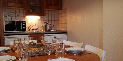 Coin cuisine duplex location Pré des Ors