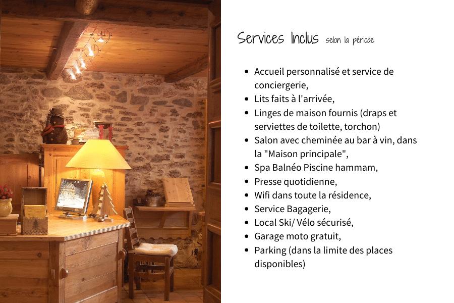 Service réservation Hotel Serre Chevalier