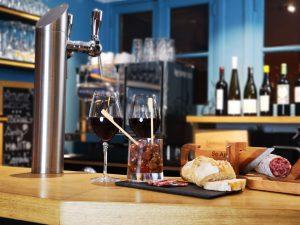 Bar Lounge restaurant Alliey