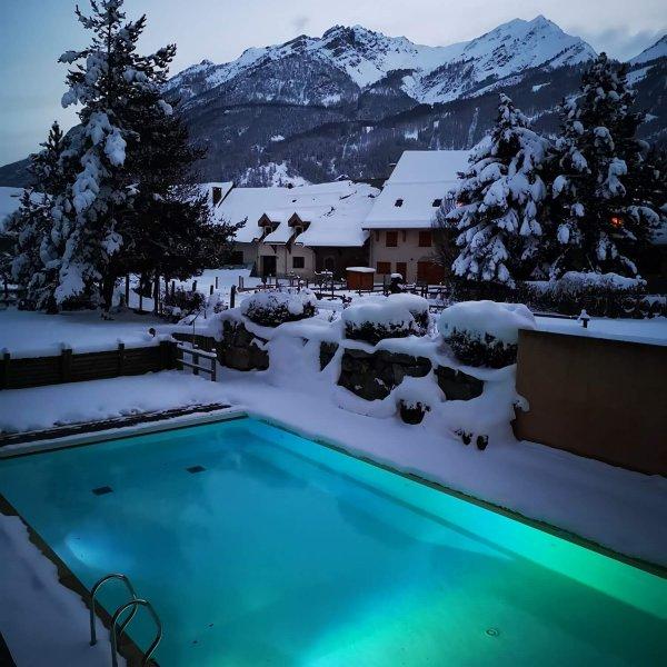 Alliey & Spa appart hotel serre chevalier